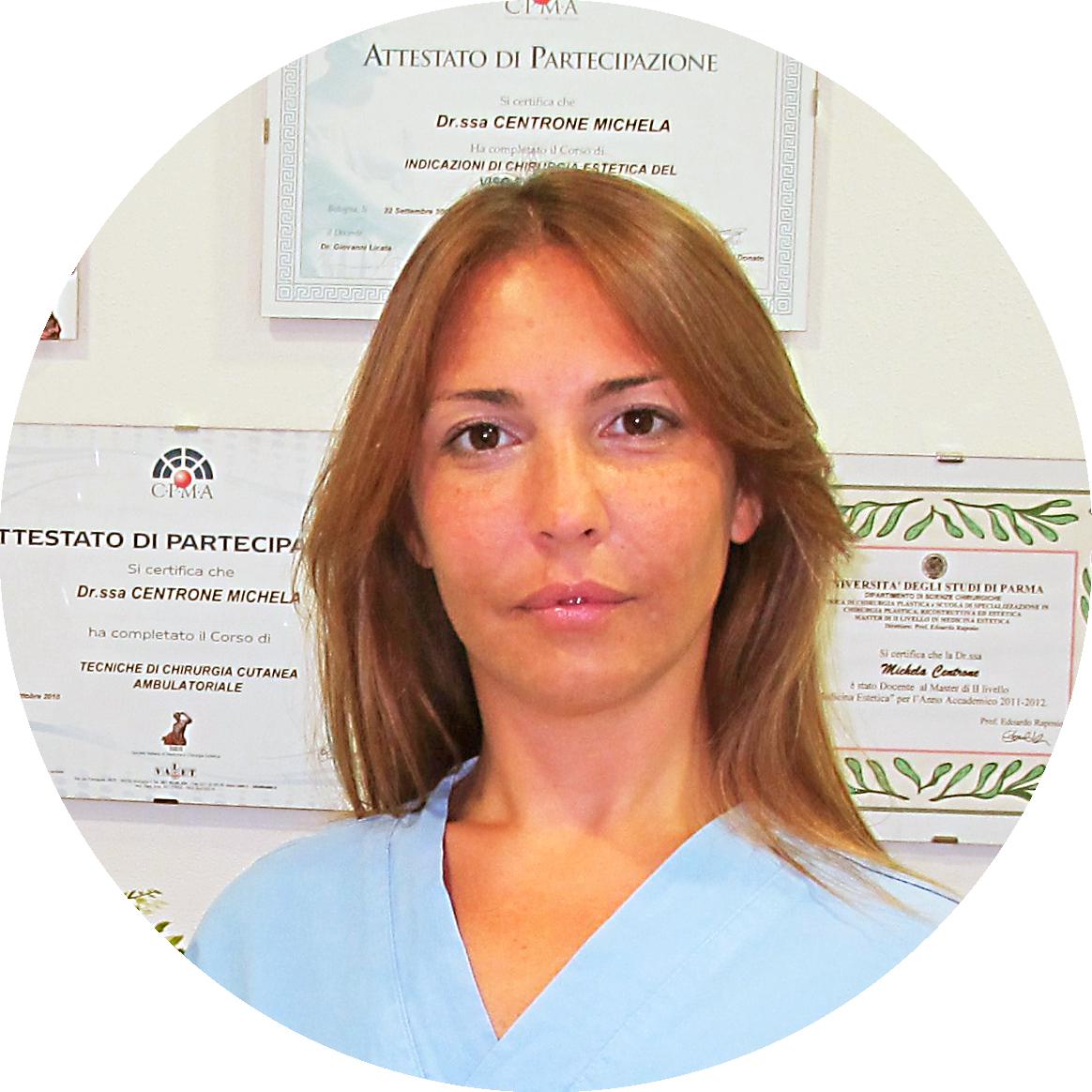 Dott.ssa Michela Centrone