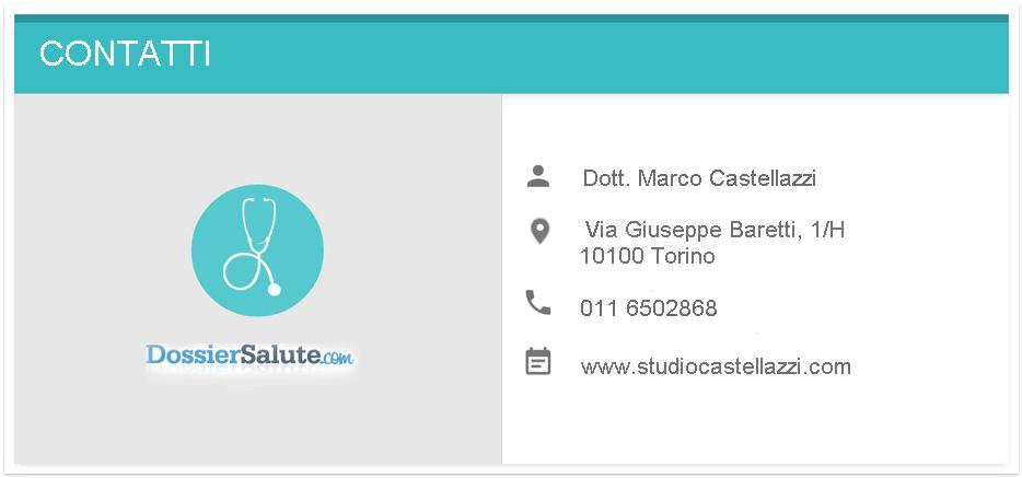 Contatti Dott. Castellazzi