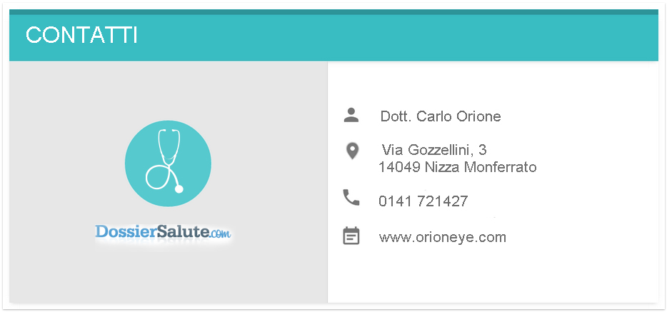 contatti Orione