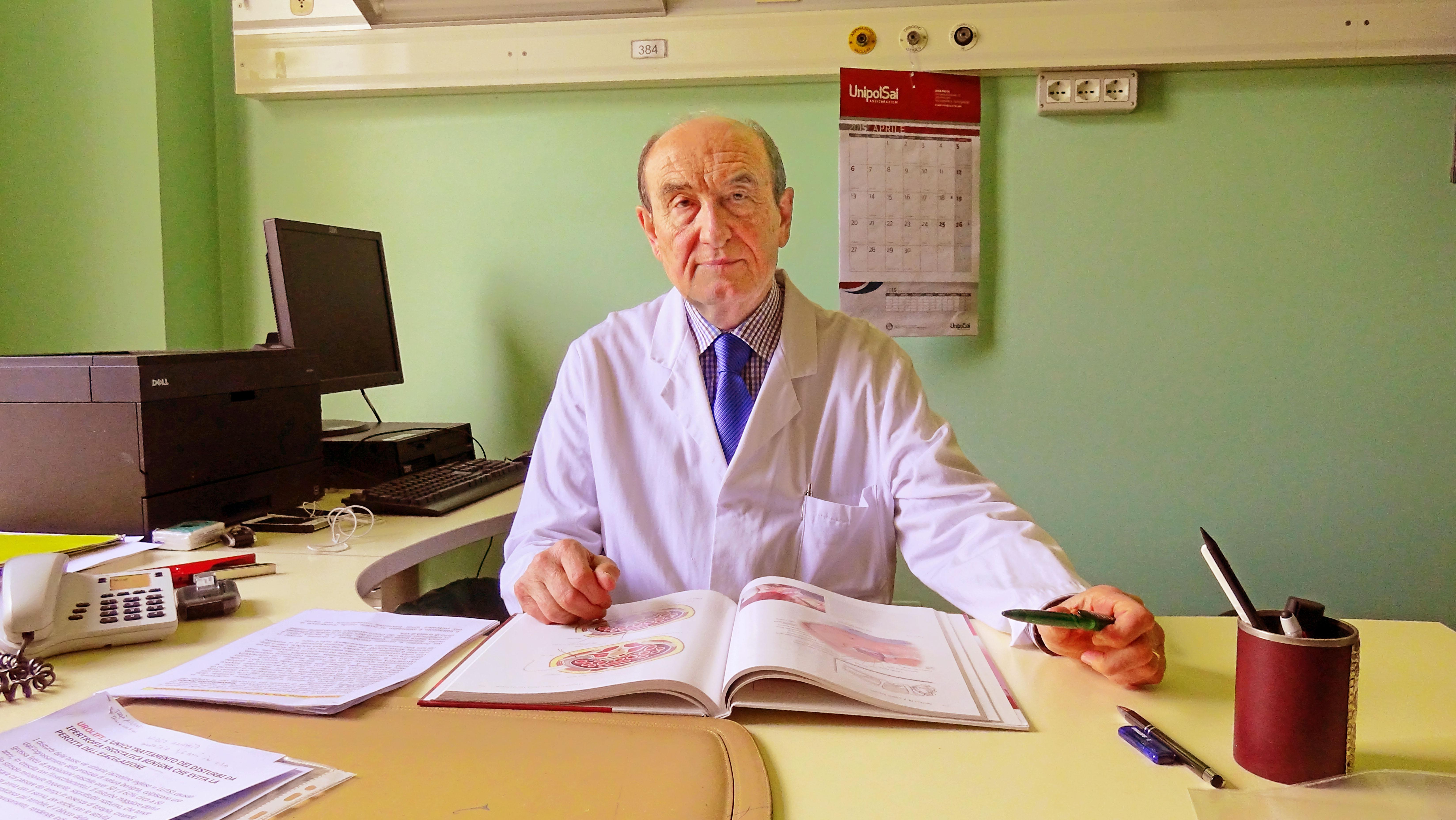 Dott. Giancarlo Comeri