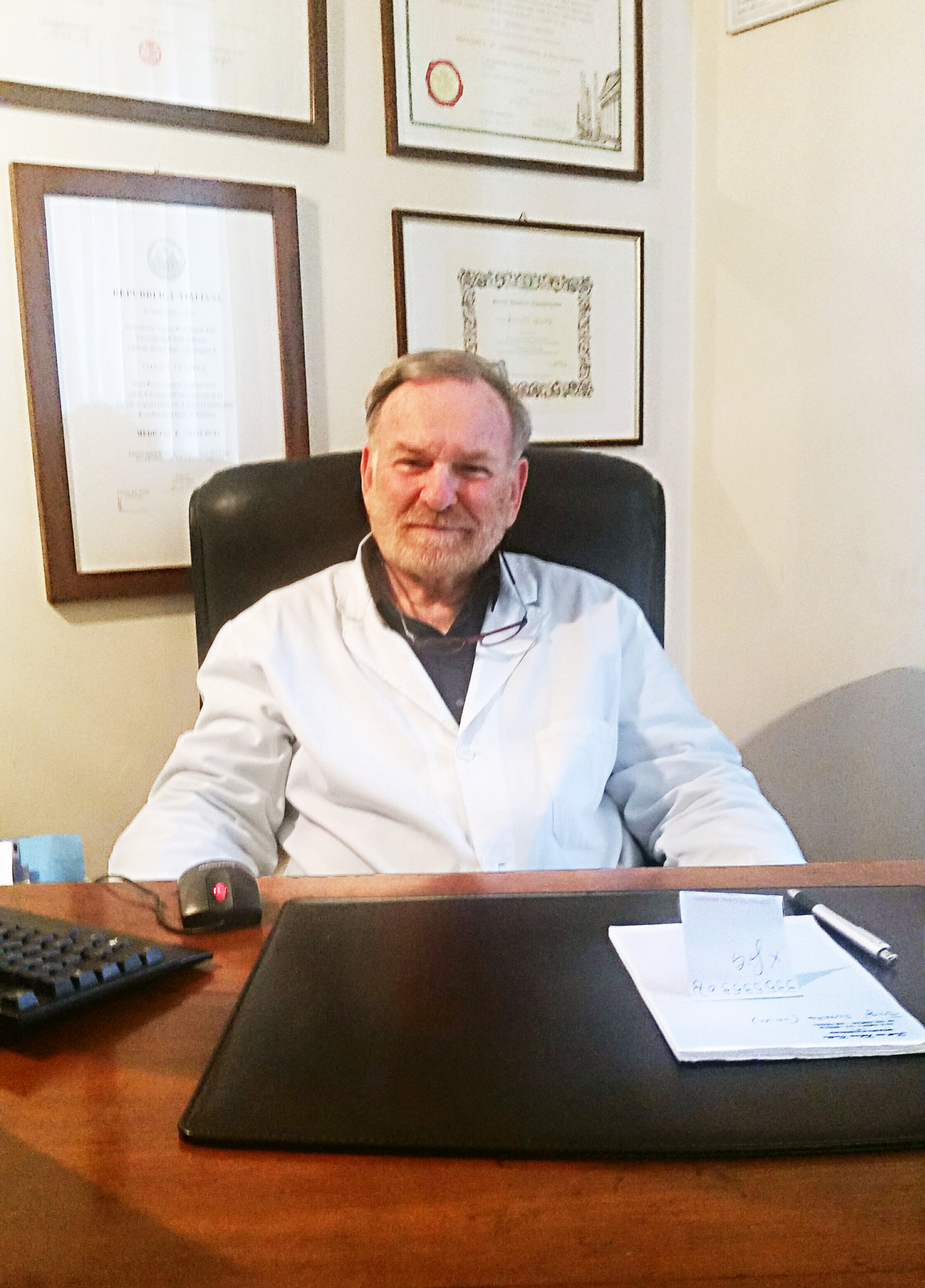 Dott. Rodolfo Gretter