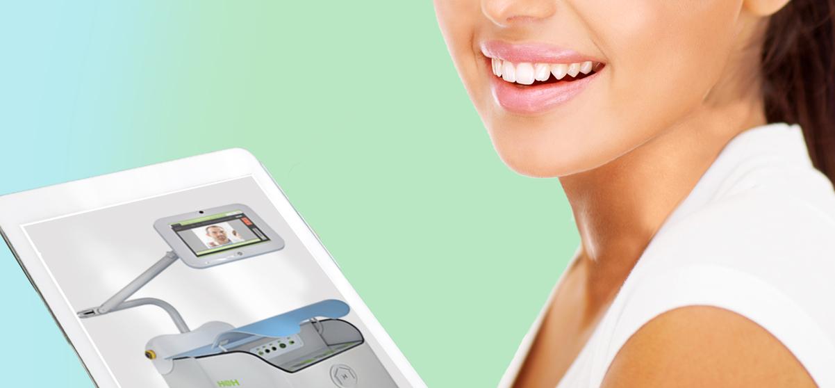 Sistema di telemonitoraggio dei Pazienti a domicilio Hospital at home (h@h)