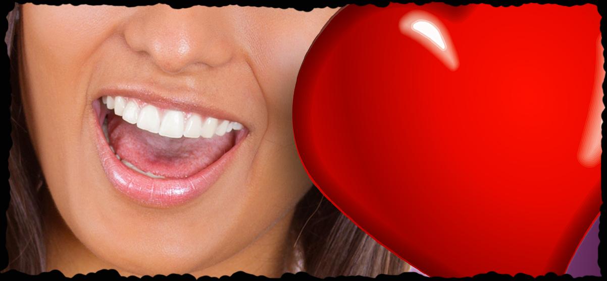 Denti e cuore: un legame più stretto di quanto si possa pensare