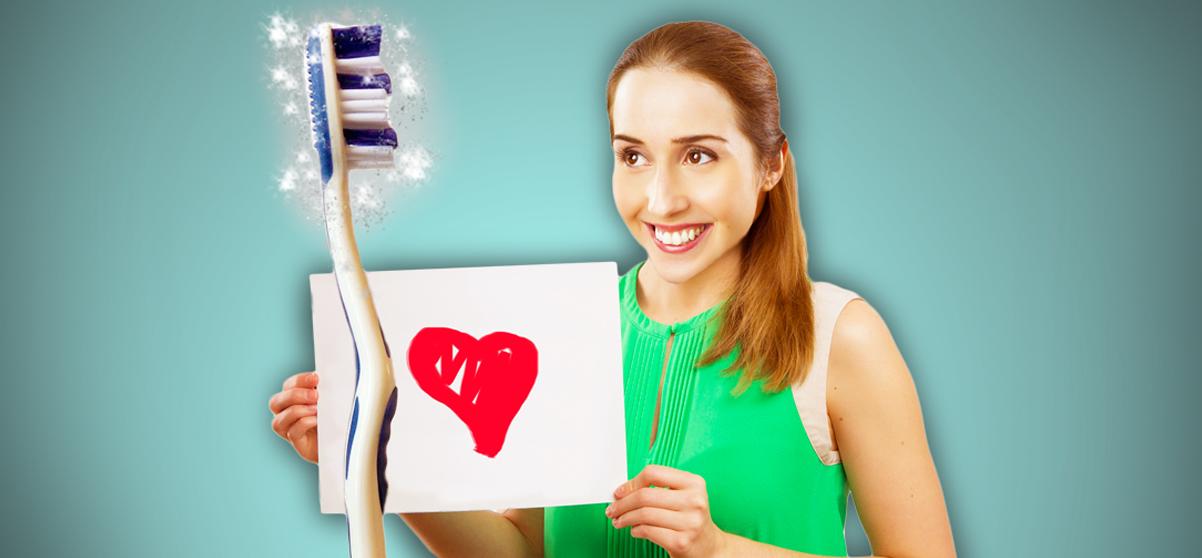 La cura della propria salute inizia con l'igiene orale
