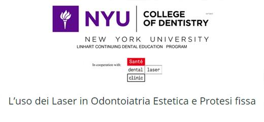 A scuola di laser in Odontoiatria estetica