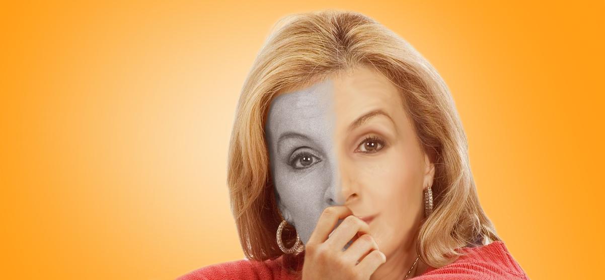 Biotonificare il viso con l'acido ialuronico