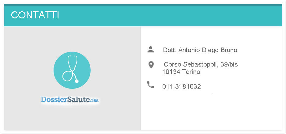 Contatti Dott. Bruno