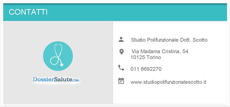 Contatti Studio Polifunzionale Dott. Giuseppe Scotto