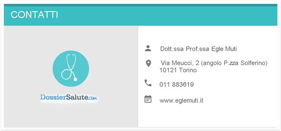 Contatti Prof. Dott. Muti