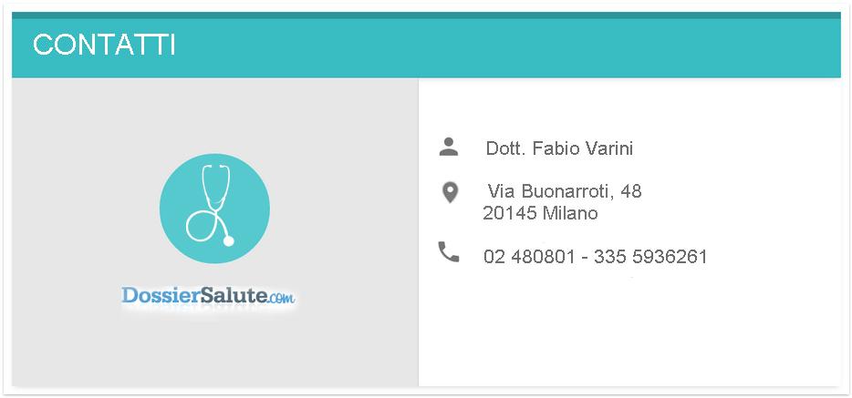 Contatti Dott. Varini