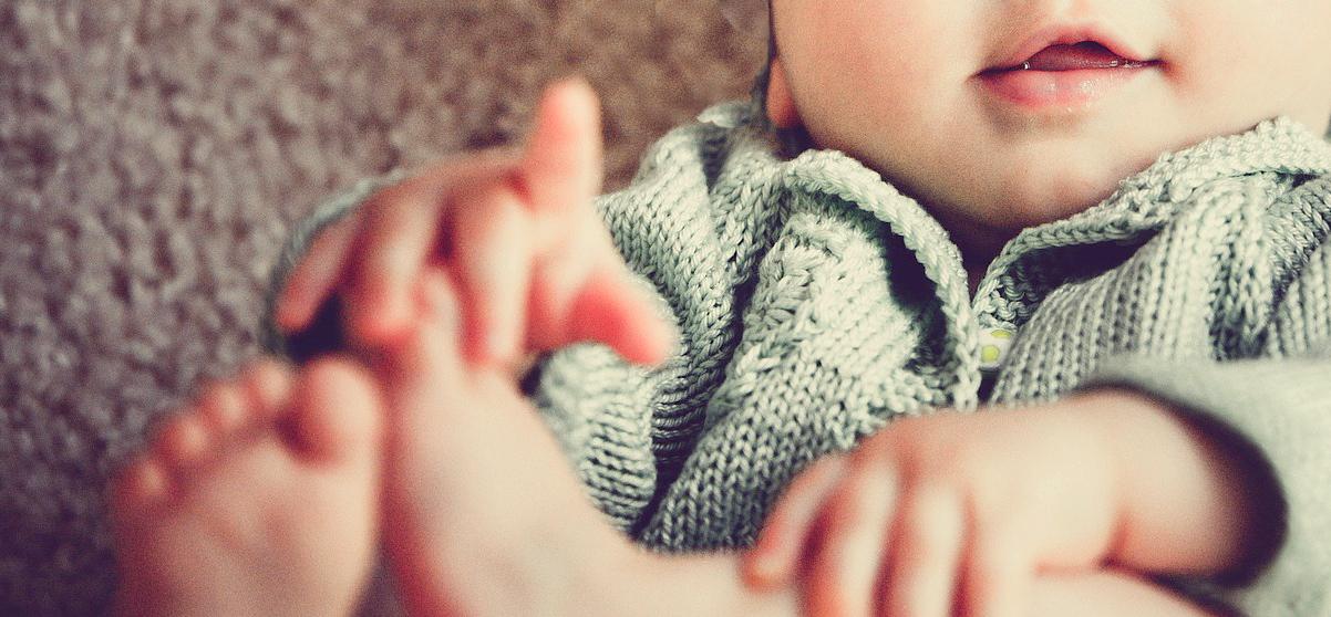 La chiropratica in tenera età