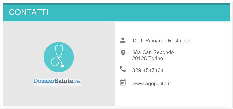 Contatti Dott. Rustichelli