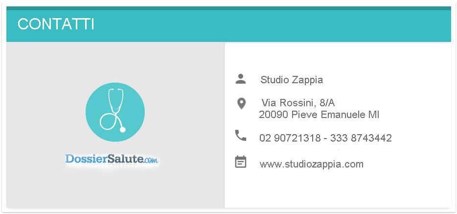 Contatti Studio Zappia