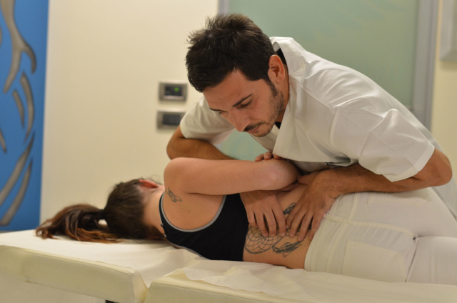 Perchè rivolgersi all'osteopata