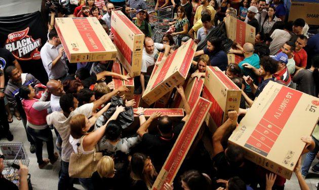 Black Friday: i risultati del giorno dello shopping