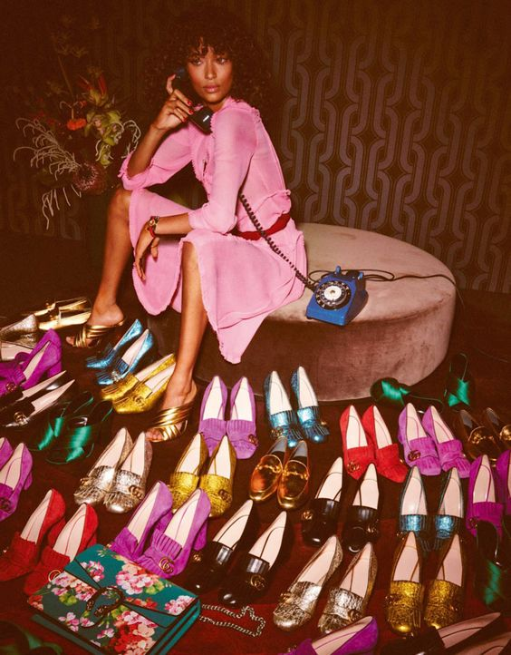 Ad ogni donna la sua scarpa col tacco