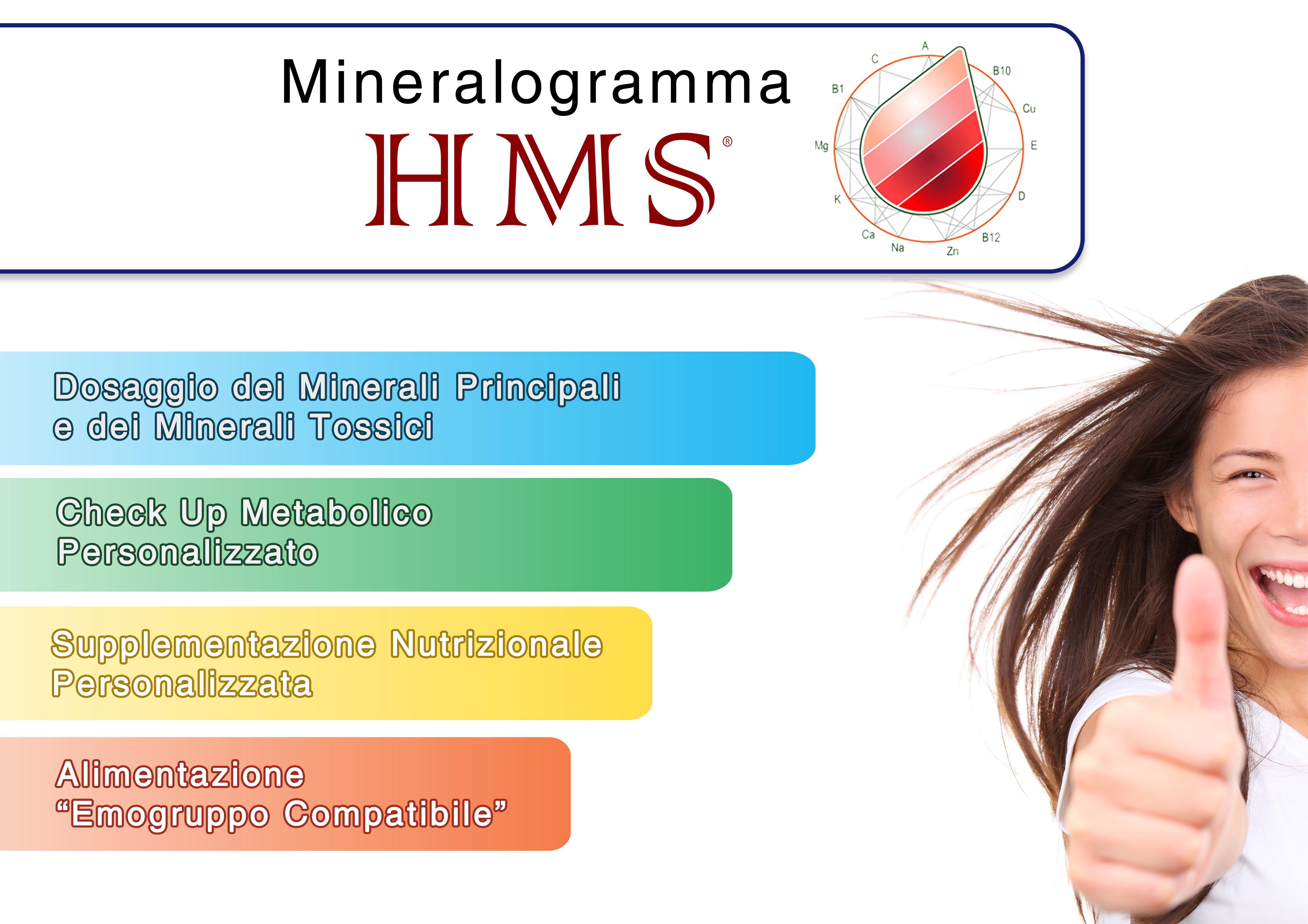 Mineralogramma del capello, scopri gli squilibri del tuo metabolismo