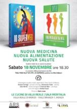 Locandina Monza Villa Reale 18.11.17