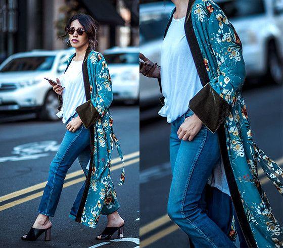 Kimono: quando il trend arriva dal Giappone