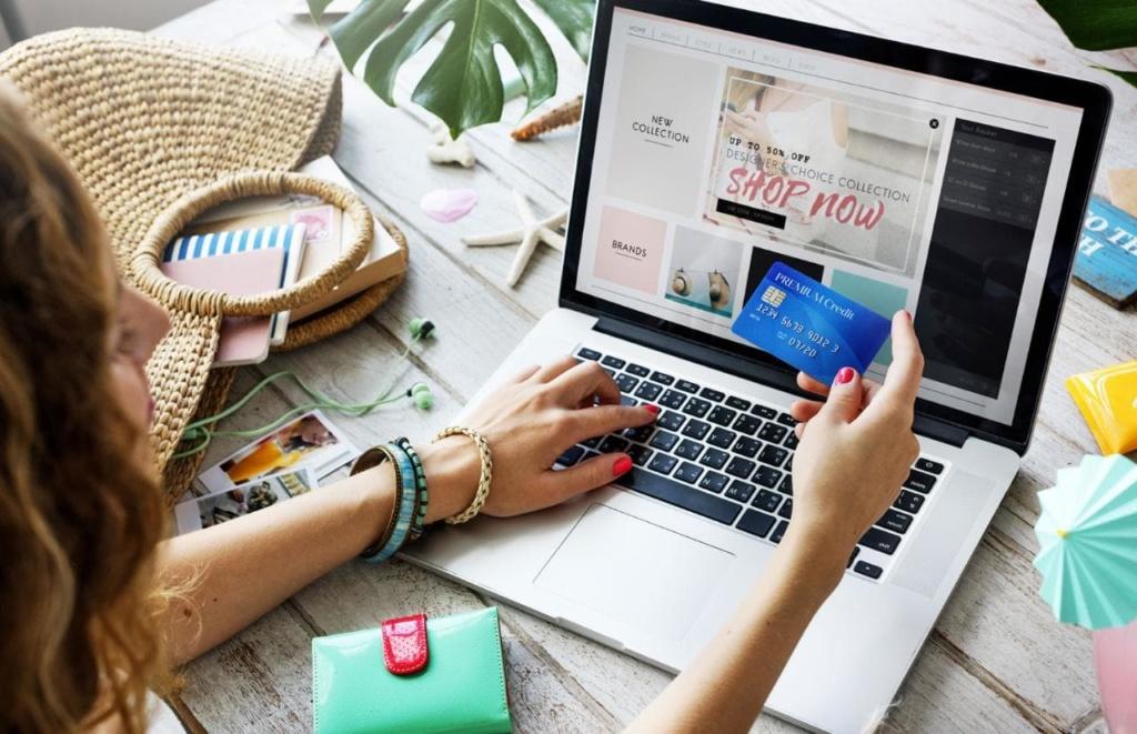 Shopping online: pro e contro