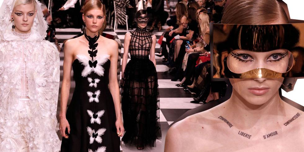 Fashion show a Parigi: la nuova tendenza make-up