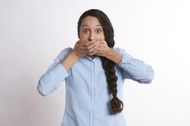 La bocca brucia, cosa fare?