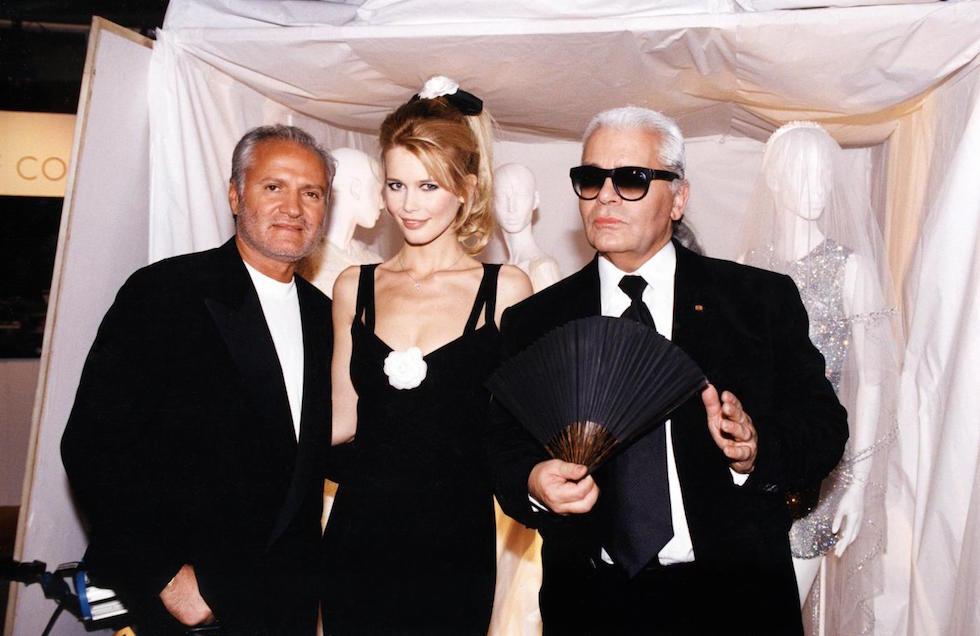 Gianni Versace: iniziatore del Made in Italy