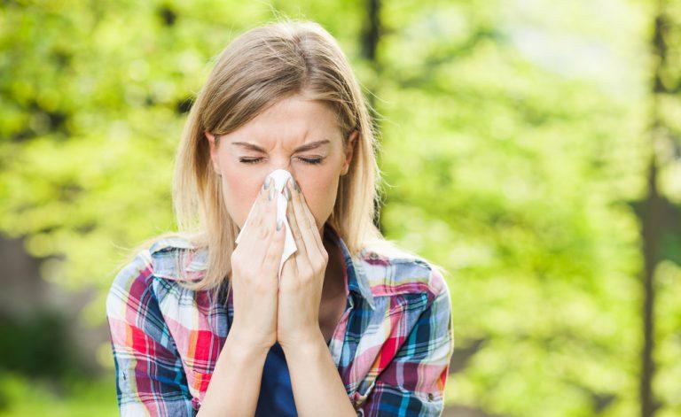 Allergie di Primavera: come difendersi dai pollini