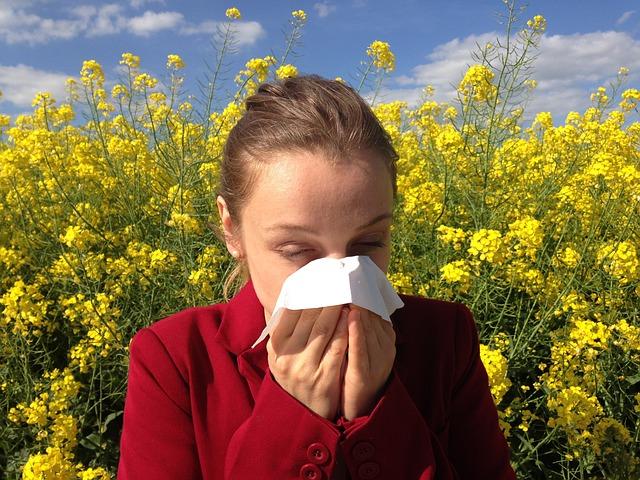 Rinite allergica, non un semplice raffreddore