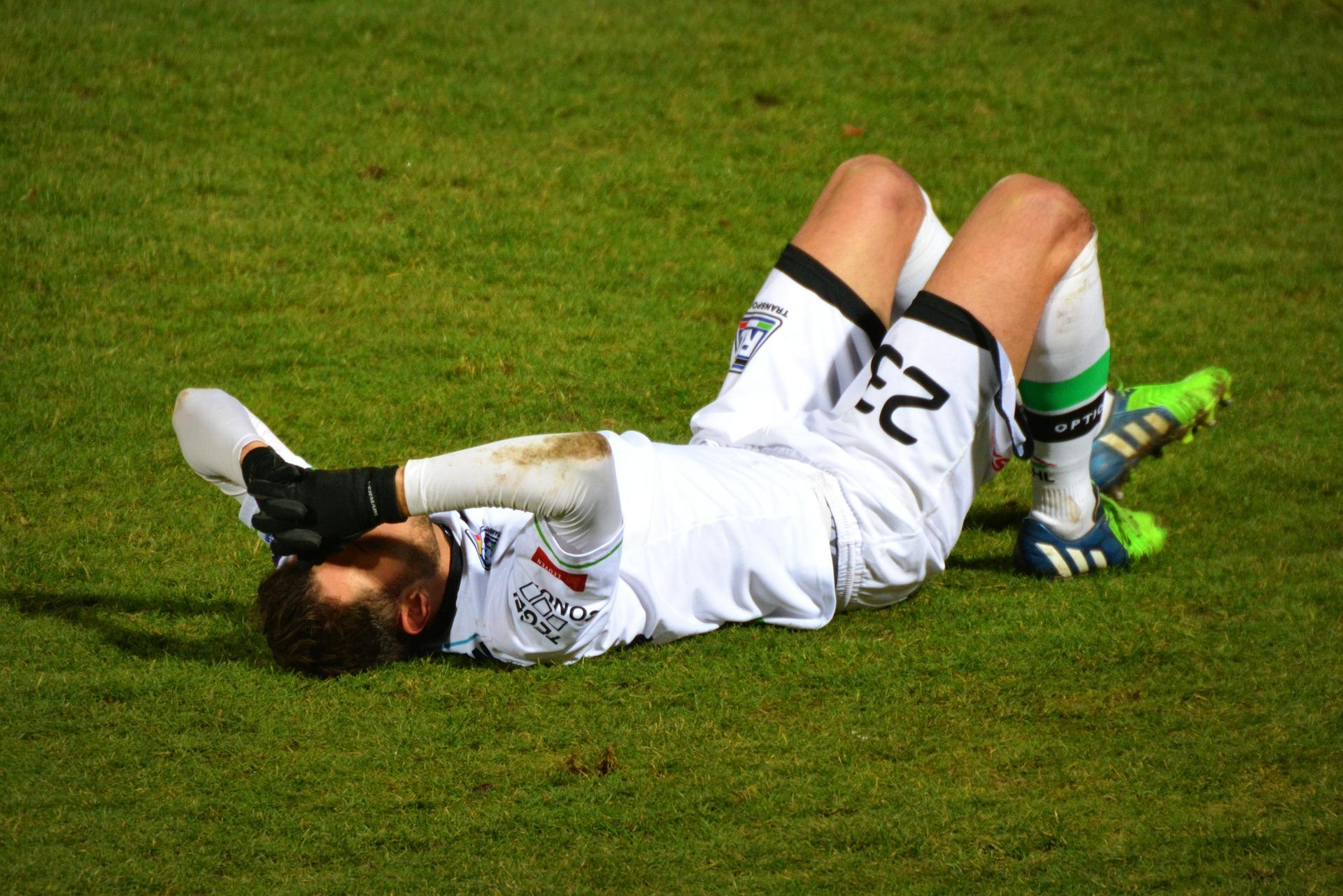 Infortunio al tendine di Achille per i calciatori: l'importanza dello stretching