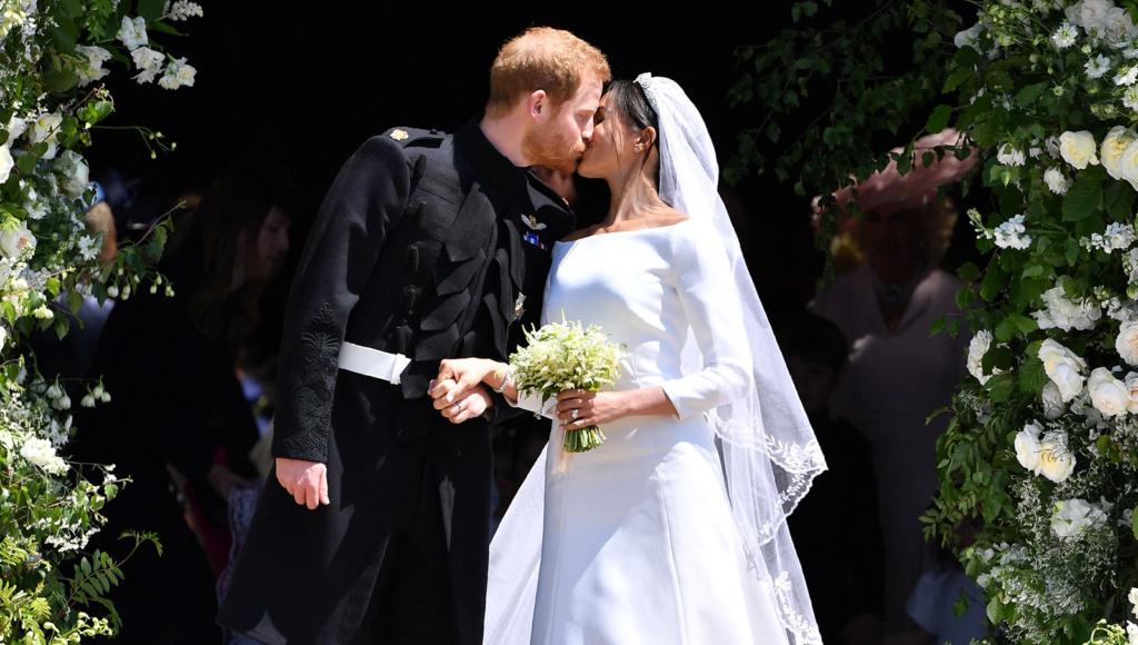 Colori primaverili direttamente dal Royal Wedding