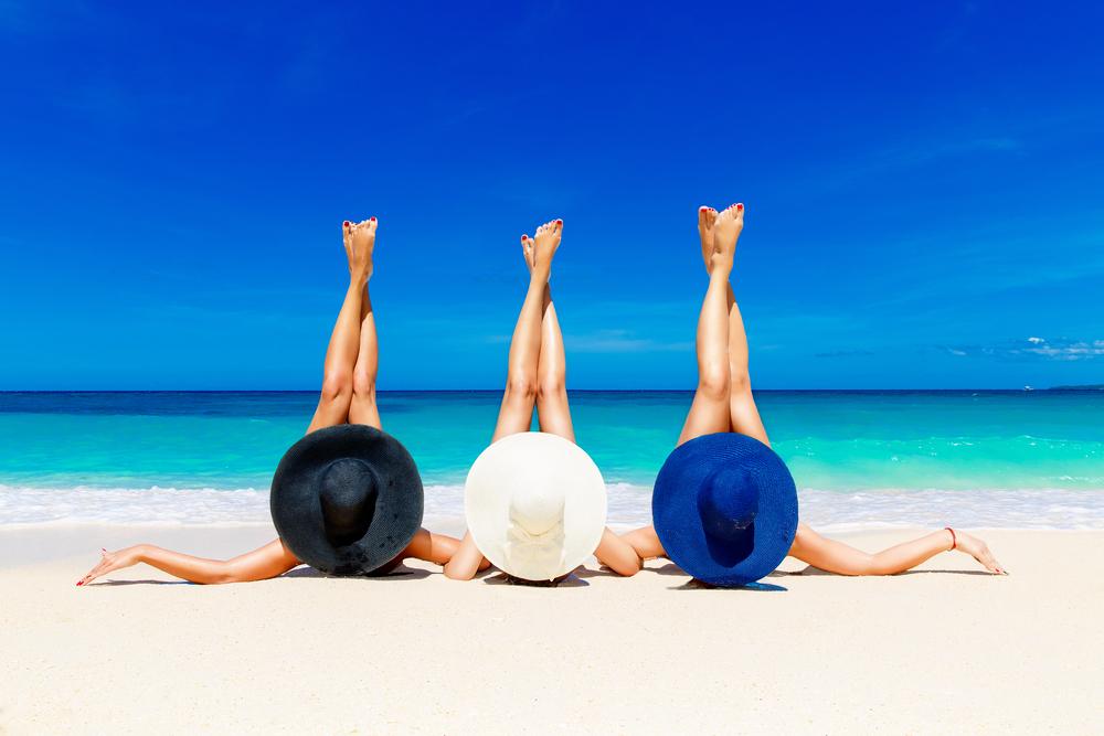 Abbronzatura: tutte le sfumature dell'estate