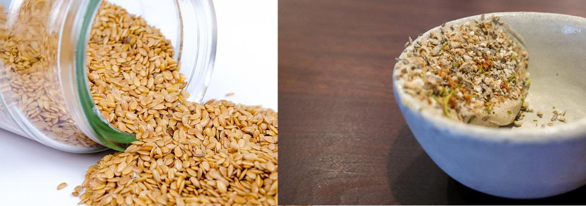 Semi e alghe: fonti proteiche non animali