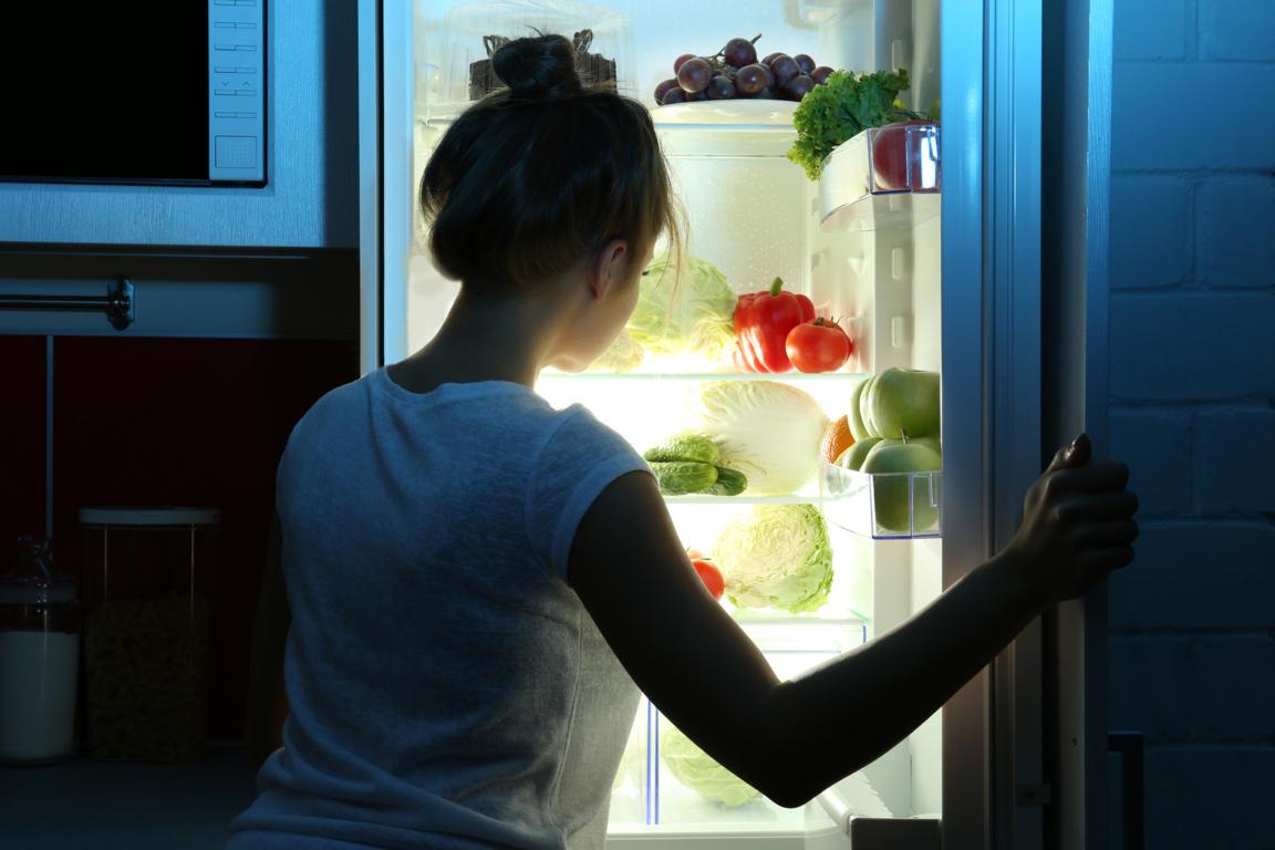 Sindrome da alimentazione notturna: cosa fare