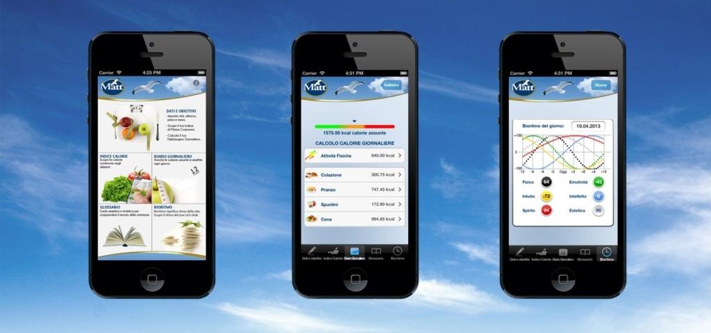 Il benessere a portata di app