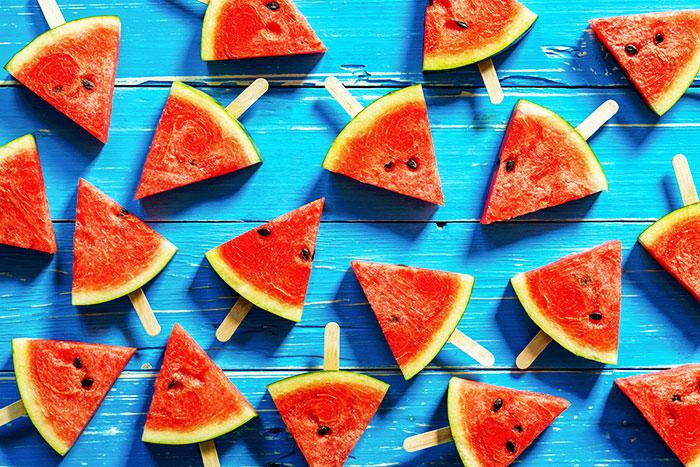 Estate: la stagione ideale per mangiare sano