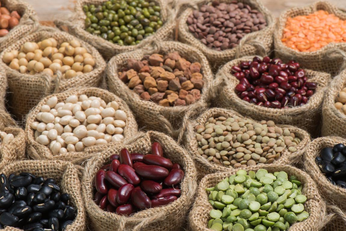 I legumi, alimento salutare ma senza esagerare