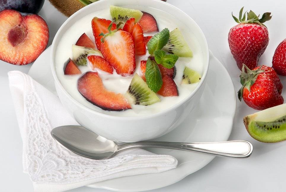 Yogurt, quanti benefici