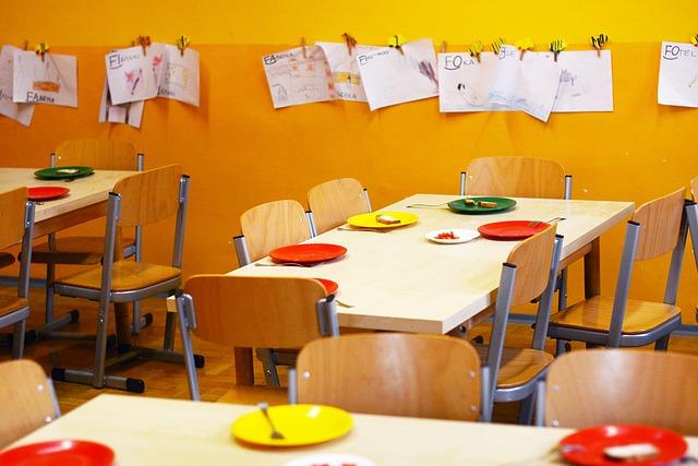Come gestire l'alimentazione dei bambini in comunità nido e asilo