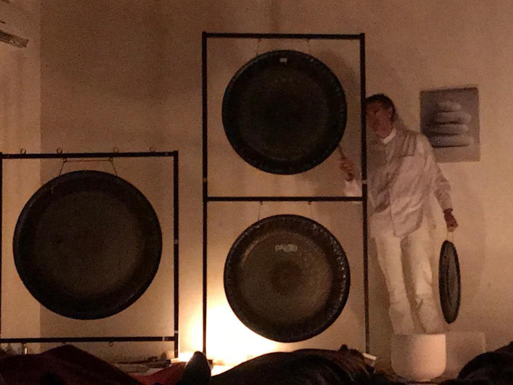 Bagno di Gong: armonizzarsi e trasformarsi con il suono e la vibrazione