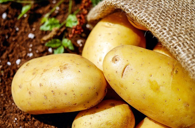 Le patate, ricchie di salute e storia