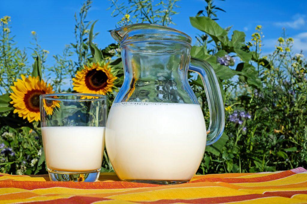 L'alimentazione nell'intolleranza al lattosio
