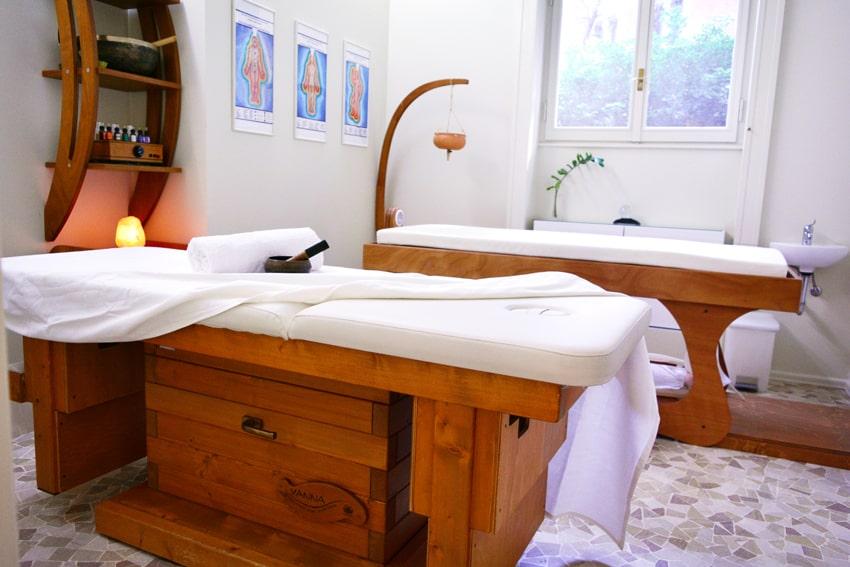 Massaggio olistico Yanna: il dondolio antistress