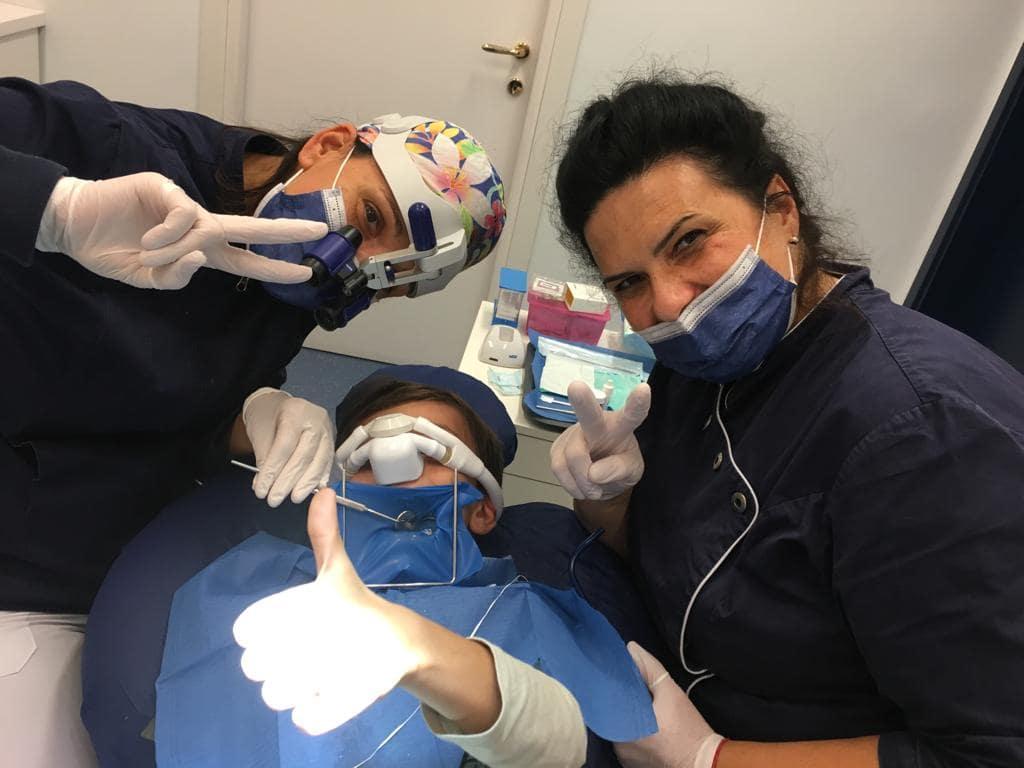 Sedazione cosciente, dal dentista in pieno relax