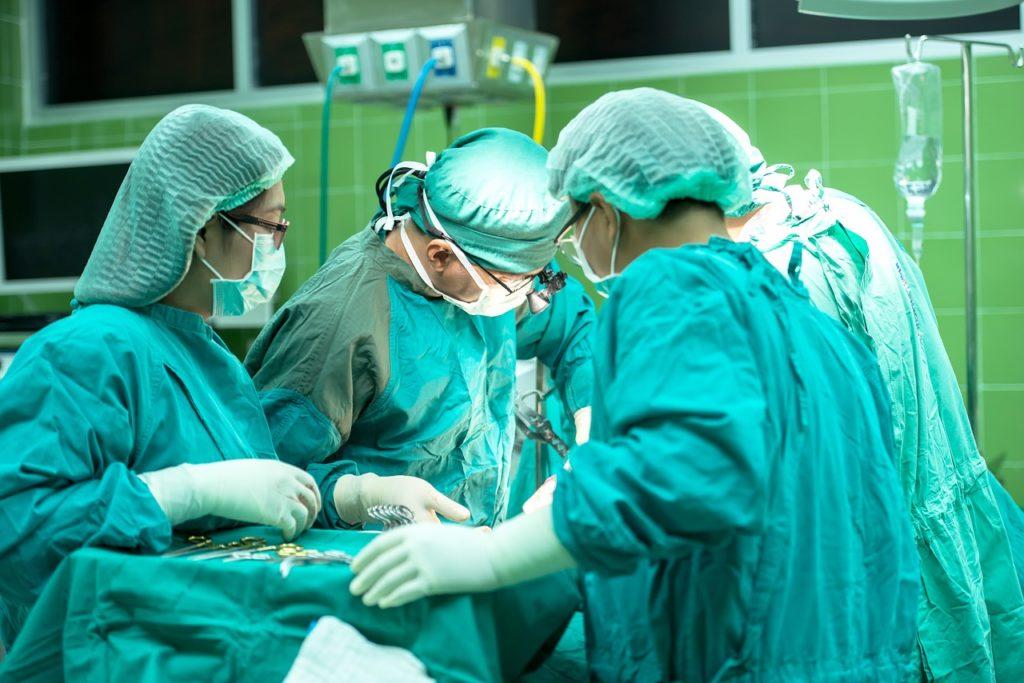 Trattamento chirurgico dell'obesità