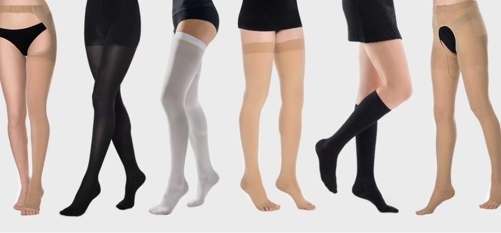 Calze elastiche: dal beneficio alla terapia