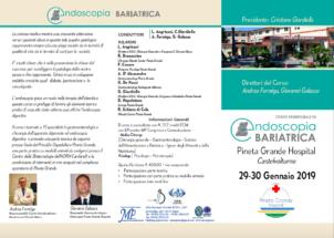 Corso residenziale di endoscopia bariatrica