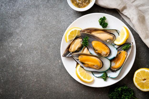 Cozze e vongole: povere di colesterolo, buone per la salute