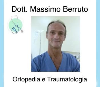 Dott. Massimo Berruto Ortopedia e Traumatologia