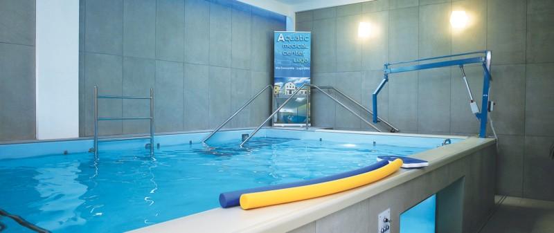 Riabilitazione ed attività fisica in acqua: tanti i benefici